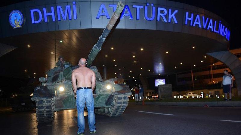 Бойко Борисов за пуча в Турция